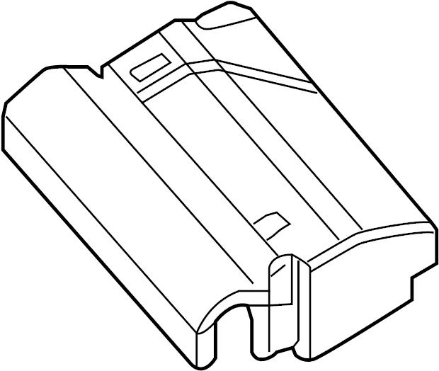 volkswagen beetle fuse box cover  liter  engine